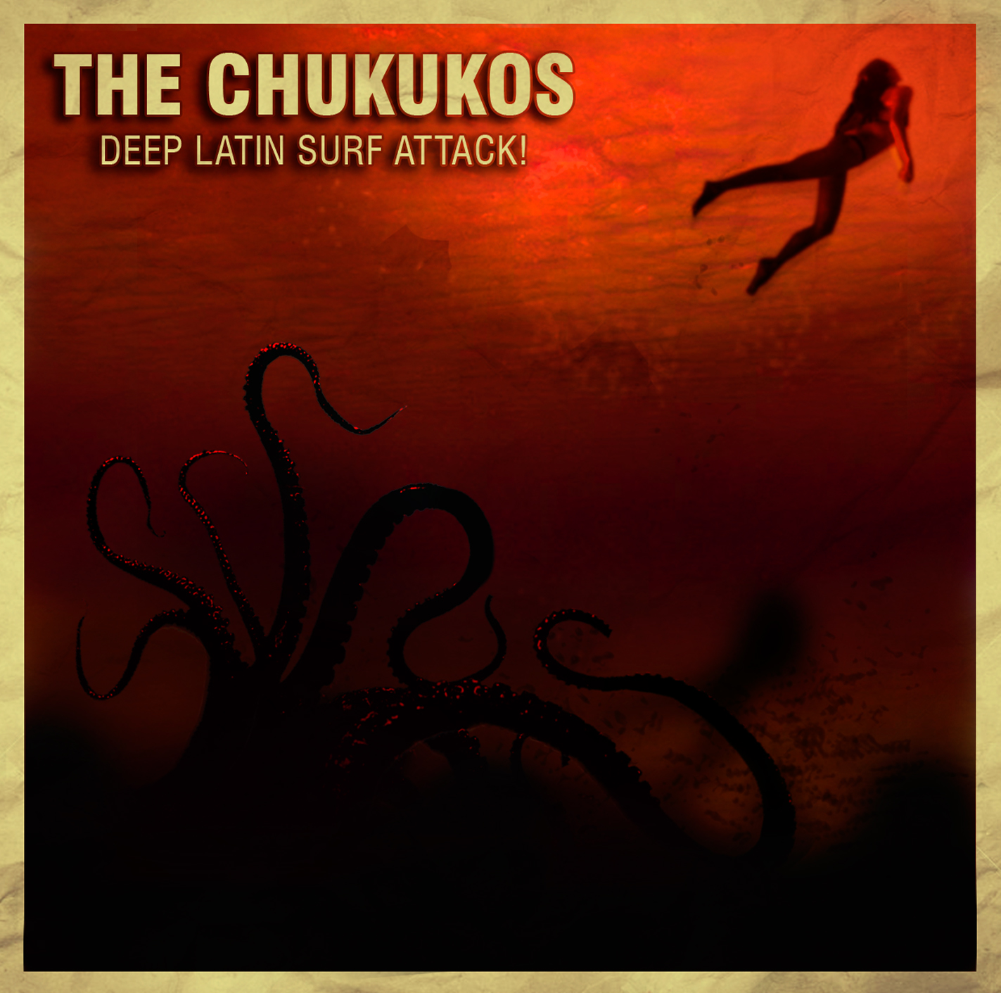 Chukukosfrontcover the-chukukos-release-deep-latin-surf-attack | news | news